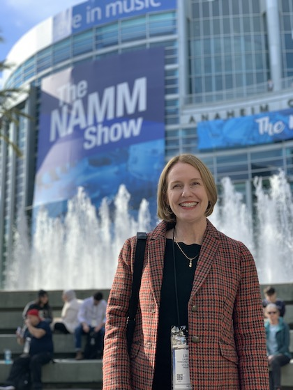 Laurie Namm Show 2020