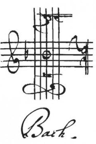 Bach cross