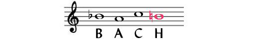 Bach motif