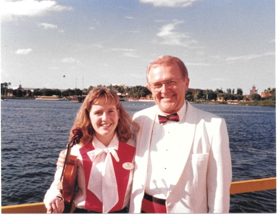 Laurie Niles and Jim Christensen