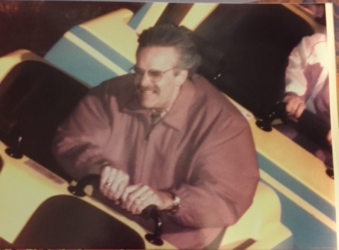 Paul Stein roller coaster