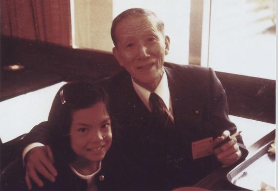 Anne Akiko Meyers with Shinichi Suzuki