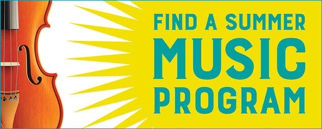 Find a Summer Music Program 2021