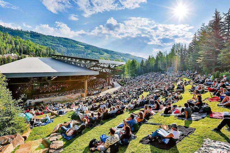 Bravo Vail Ford Amphitheater