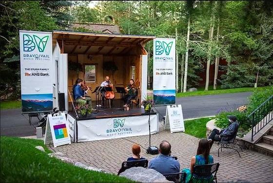Bravo Vail Music Box