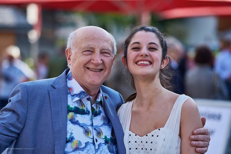 Boris Kuschner Maria Duenas