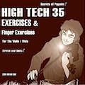 High Tech 35 Exercises for Violin/Viola