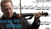 Free Sheet Music Download: Jazz Violin Caprice by Christian Howes