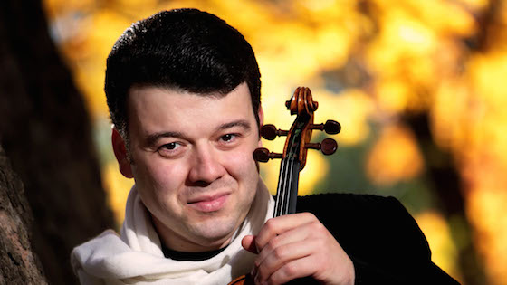 Violinist.com interview with Vadim Gluzman