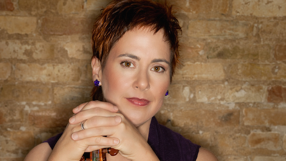 Violinist.com interview with Dylana Jenson