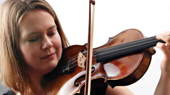 Interview with Diana Rumrill: Preventing and Treating Violin-Related Injury