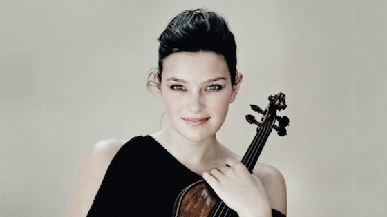 Janine Jansen on the Britten Violin Concerto