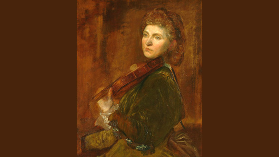 Madame Norman-Neruda and a short history of women violinists, Part I
