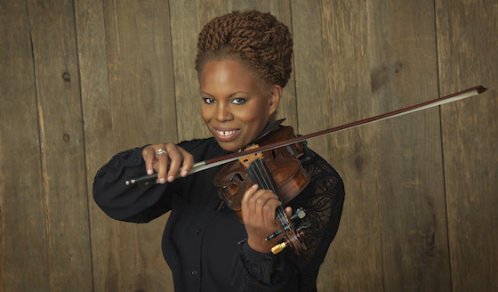 Violinist.com Interview with Regina Carter