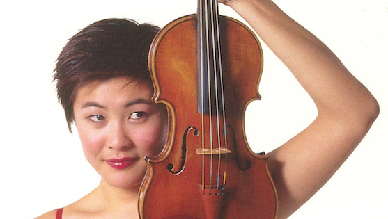 Violinist.com interview with Jennifer Koh