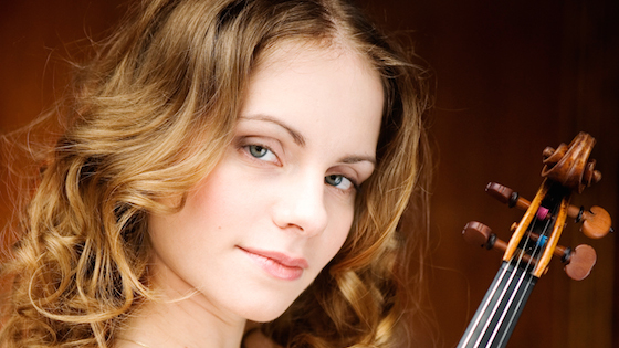 Violinist.com Interview with Julia Fischer: Paganini 24 Caprices
