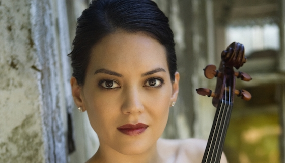Violinist.com Interview with Anne Akiko Meyers: about the 'ex-Molitor' Strad