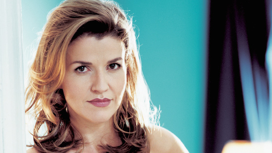Violinist.com interview with Anne-Sophie Mutter: Brahms Sonatas