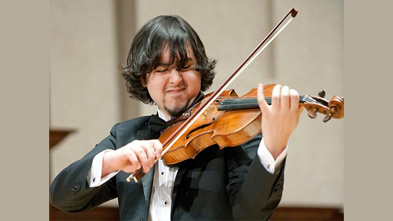 Violinist.com Interview with Violist Paul Laraia, 2011 Sphinx Competition Senior Division Winner