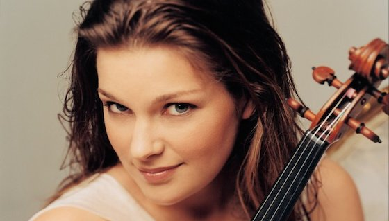Violinist.com interview with Janine Jansen: Back on stage in New York