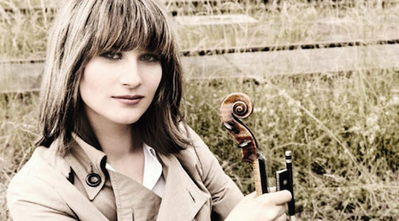 Violinist.com interview with Lisa Batiashvili: Shostakovich Violin Concerto
