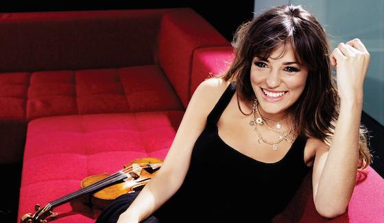 Violinist.com interview with Nicola Benedetti: Bruch and Tchaikovsky Concertos
