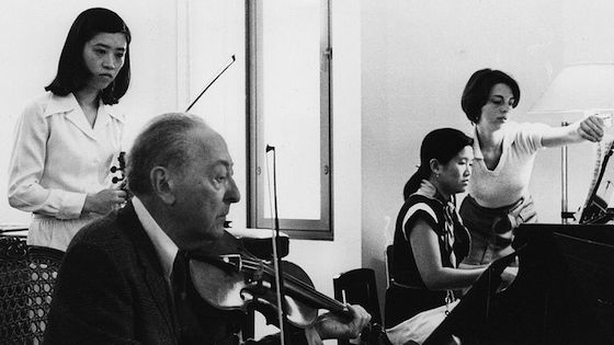 Ayke Agus on Documenting the Life of Jascha Heifetz