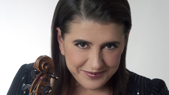 Violinist.com interview with Nadja Salerno-Sonnenberg