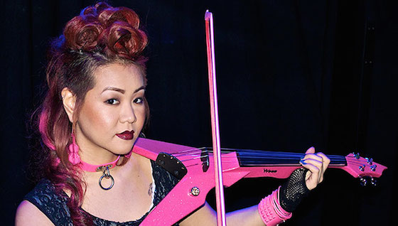 Violinist.com Interview with Judy Kang: Touring with Lady Gaga