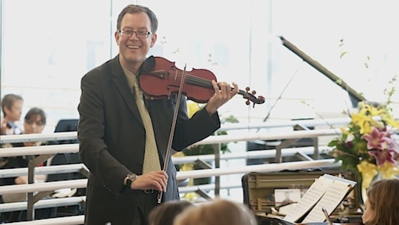 Brian Lewis on Teaching Individuality in the Music of Fritz Kreisler