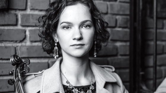 V.com interview with Hilary Hahn: Ives Sonatas