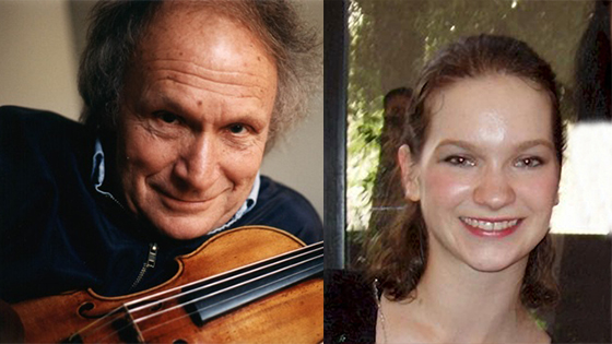 Hilary Hahn interviews Ivry Gitlis