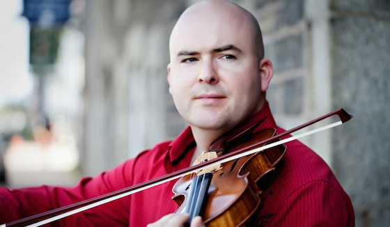 Violinist.com interview with Mark Fewer: George Antheil Violin Sonatas