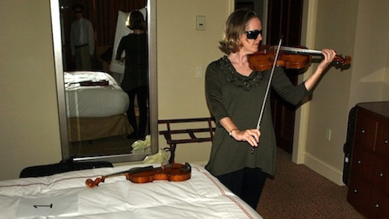 What Really Happened in that Double-Blind Violin Sound Test