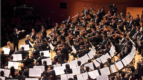 Los Angeles Philharmonic's Mahler Project: Mahler Symphony No. 5, with the SBSO