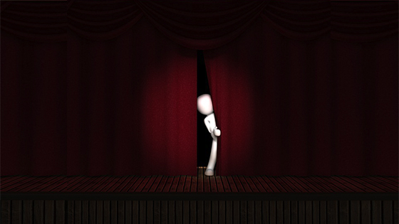 'I just get so nervous': Conquering stage fright