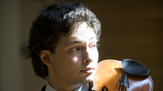 Violinist.com interview with Yevgeny Kutik: 'Defiance'