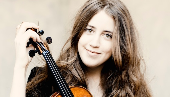 Violinist.com interview with Vilde Frang: Carl Nielsen Violin Concerto