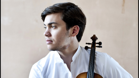 Violinist.com interview with Benjamin Beilman