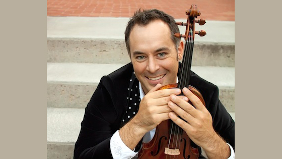 V.com Interview with Russell Fallstad: coaching actors in violin and viola, for 'A Late Quartet'