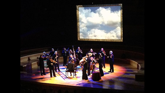 Tafelmusik: 'House of Dreams' in Disney Hall