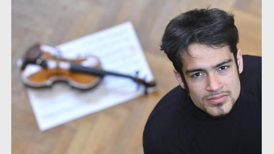 Interview with Marc Bouchkov, Winner of the 2013 Montreal International Musical Competition
