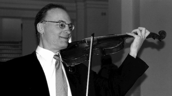 V.com Interview with Martin Wulfhorst: The Orchestral Violinist's Companion
