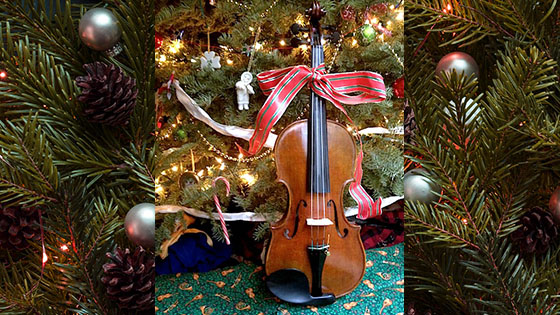 'Dear Santa, Don't Give Me a VSO; I Want a Real Violin for Christmas!'