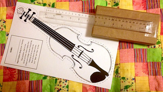 Search for the Perfect Box Violin
