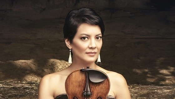 Violinist.com interview with Anne Akiko Meyers: The Four Seasons