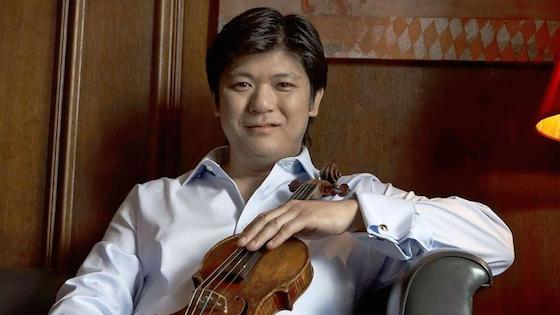 Violinist.com interview with Daishin Kashimoto: Beethoven Sonatas