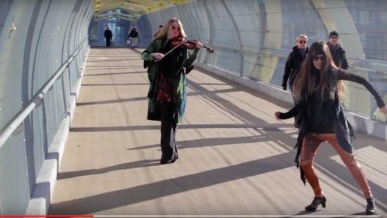 Bach Presto, all over Toronto