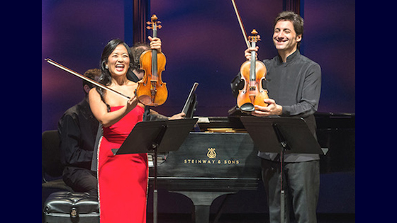 Review: Los Angeles Chamber Orchestra Honors Stradivari Violins with  Strad Fest LA