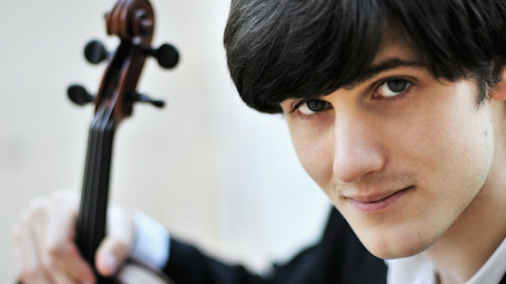 Violinist.com interview with Nigel Armstrong: Peace after Graduate School